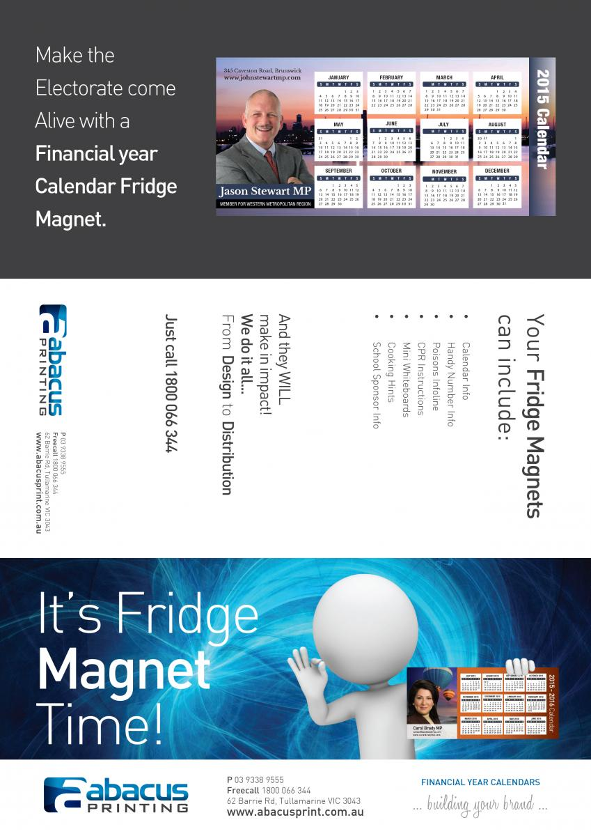 Fridge Magnets for MPs