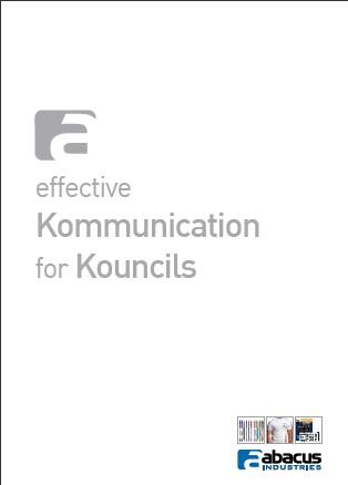 Keeping Kouncils In Kontact