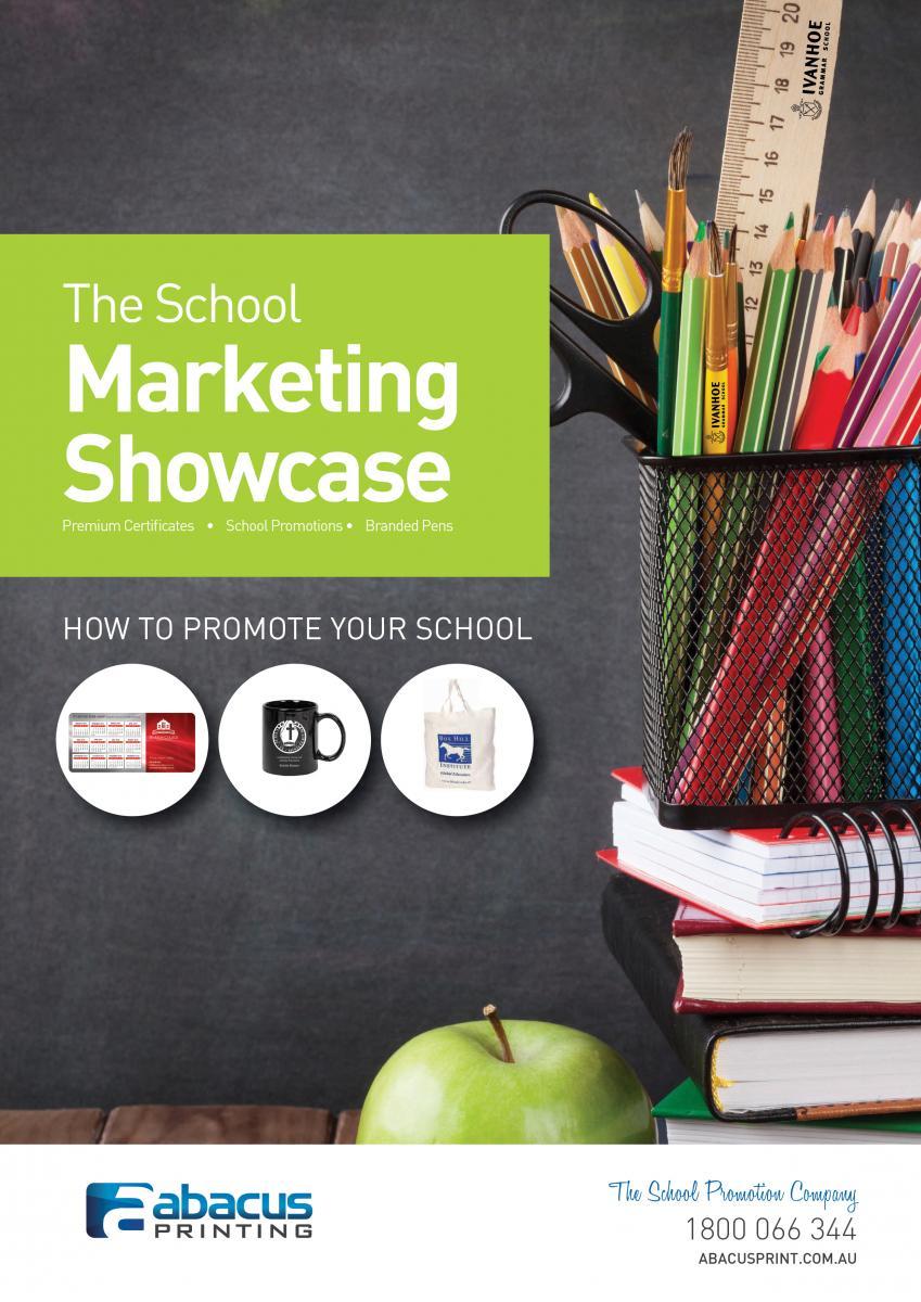 School Marketing and School Certificates