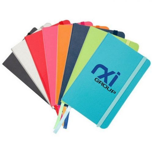 A4 Notebook with Elastic Closure
