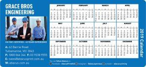 Fridge Magnet Calendar Engineering Services