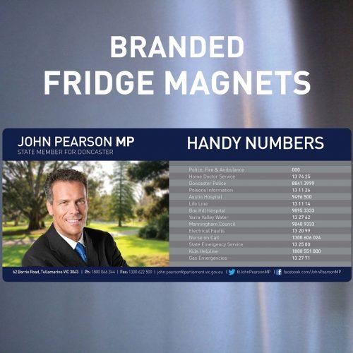 Custom Fridge Magnet printing