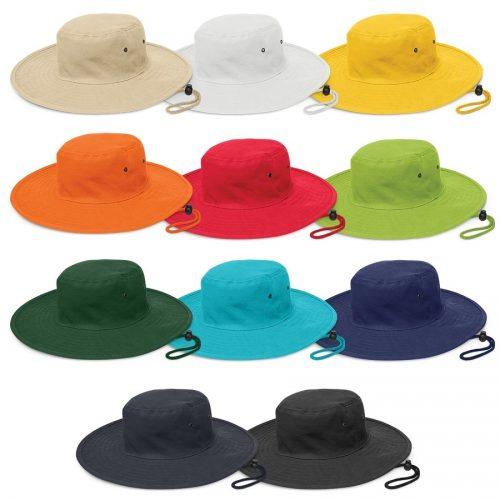 Jungle Jim Wide Brim Hat