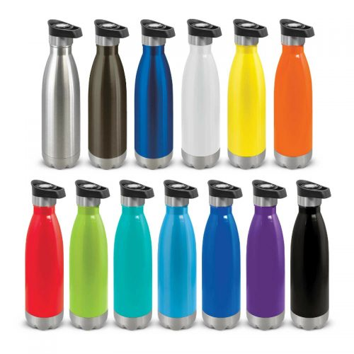 Budgerigar Drink Bottle - Push Button