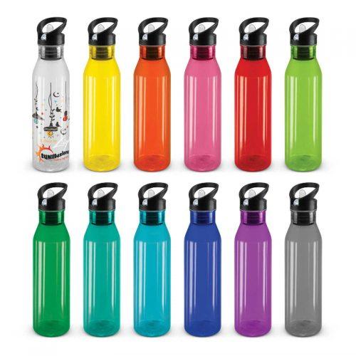 Buzzard Drink Bottle - Translucent