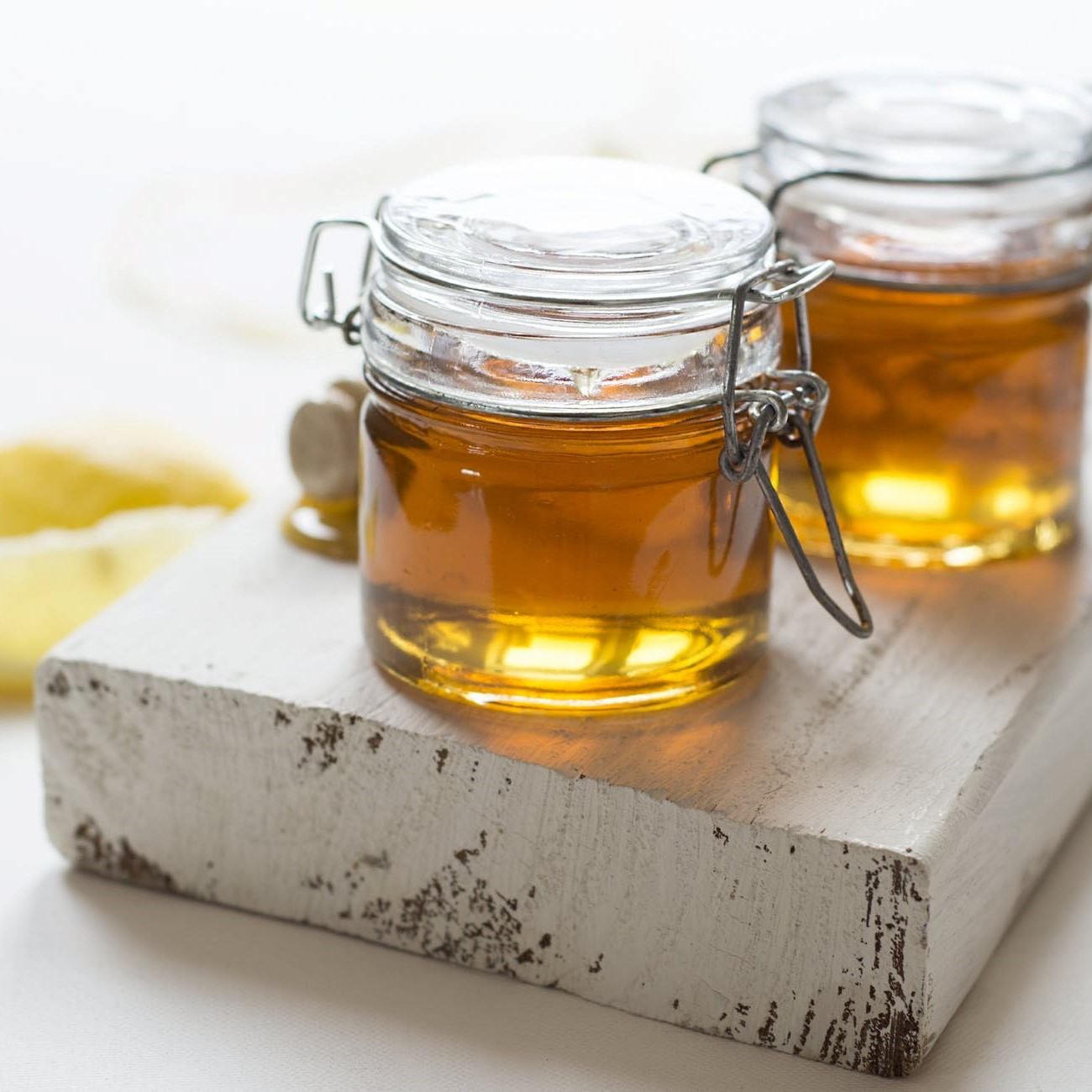 Honey Printed Labels