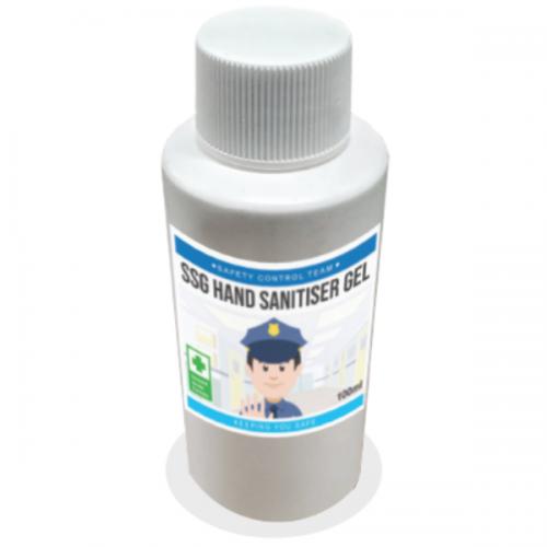 Branded Sanitiser Gel