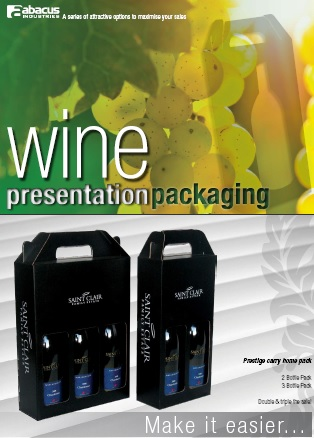 Magnificent Wine Packaging Options