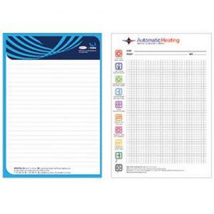 Promotional notepads