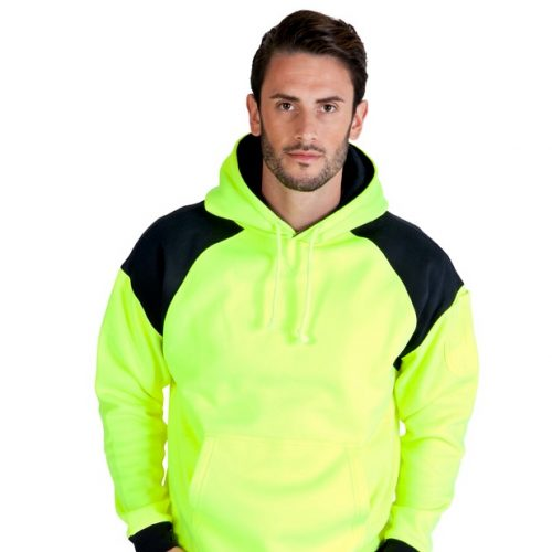 Kangaroo Hi Vis Fleece