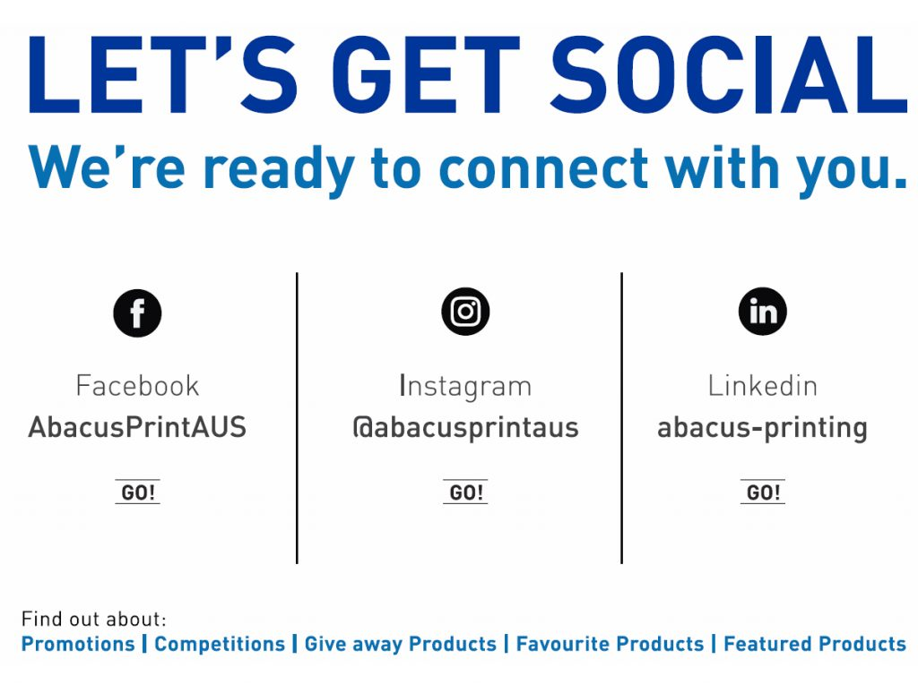 Get Social with Abacus