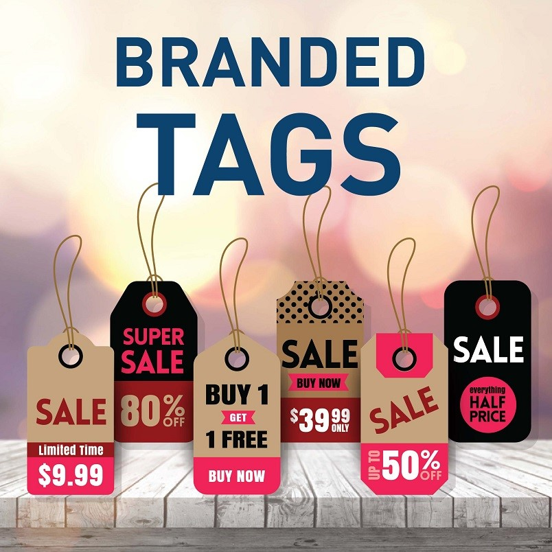 Branded Tags