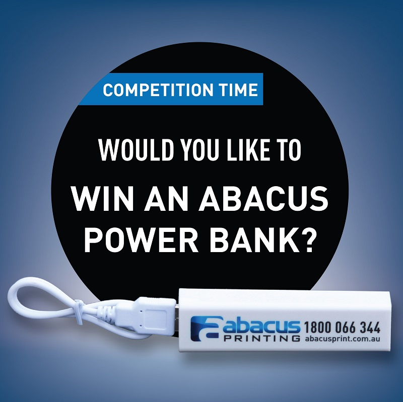 Powerbank Competition Time!