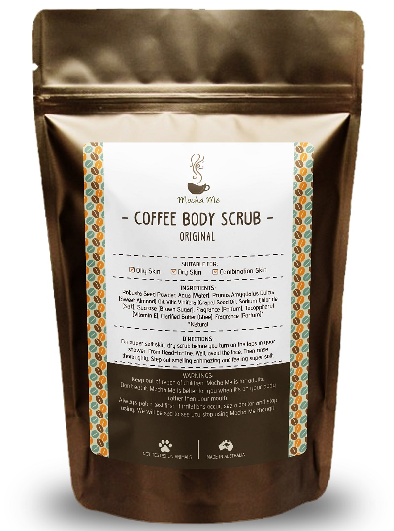 Coffee Flexible Packaging