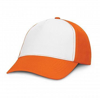 Mon Repos White Front Caps