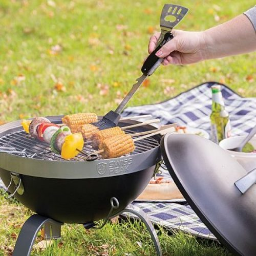Swiss Peak BBQ Tool