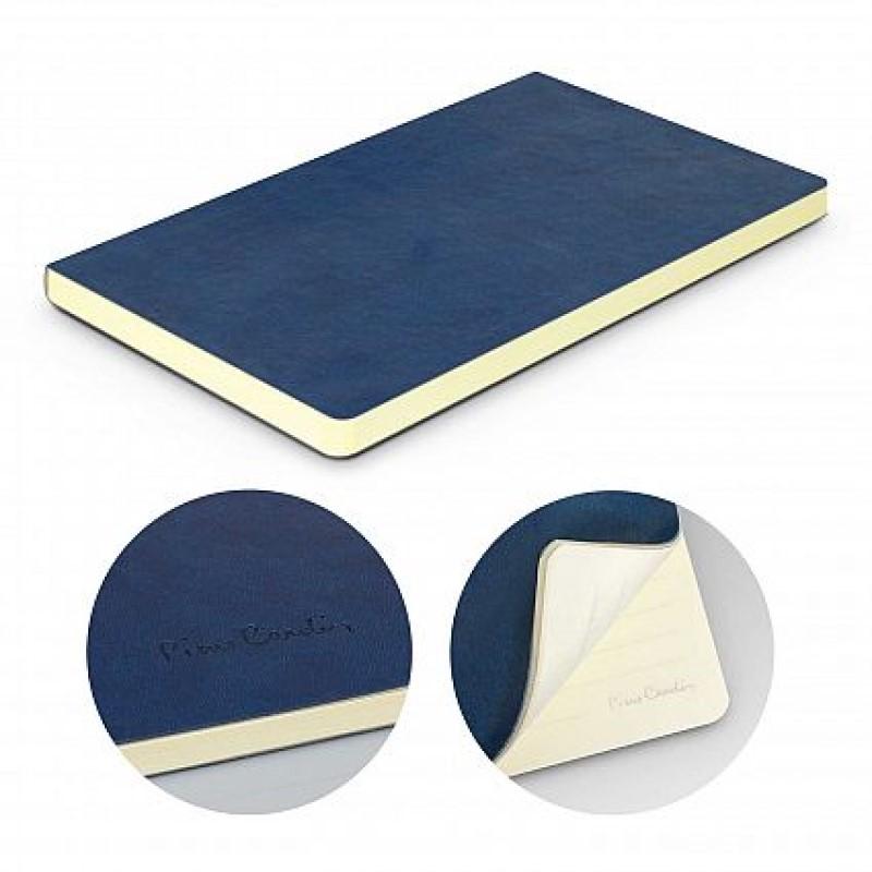 Pierre Cardin Soft Cover Notebook - Medium