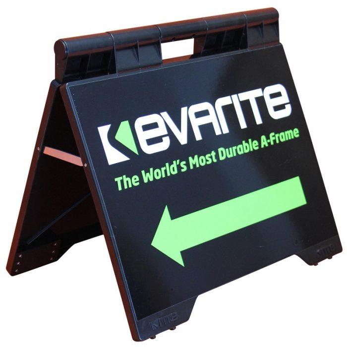 Evarite Sign A-Frame