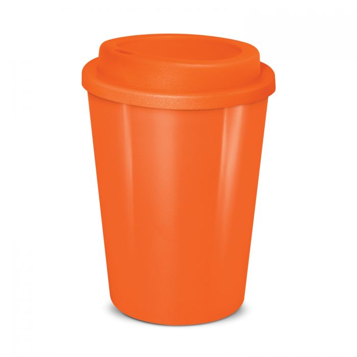 Cafe Cup Orange