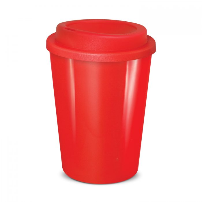Cafe Cup Red