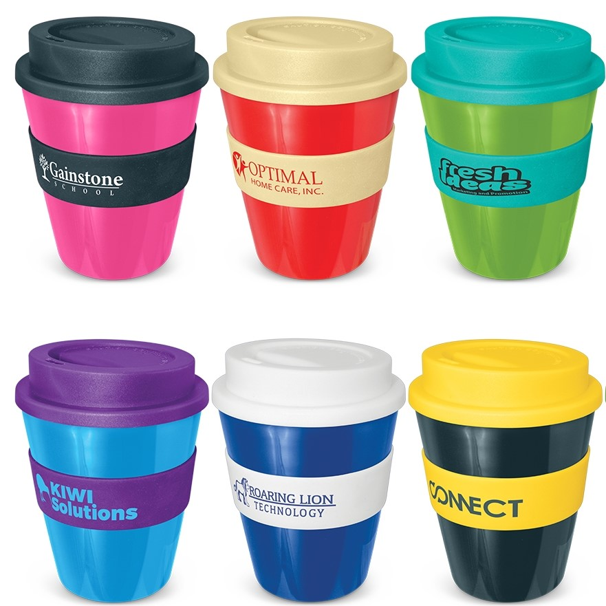 Classic Reusable Coffee Cup – 350ml