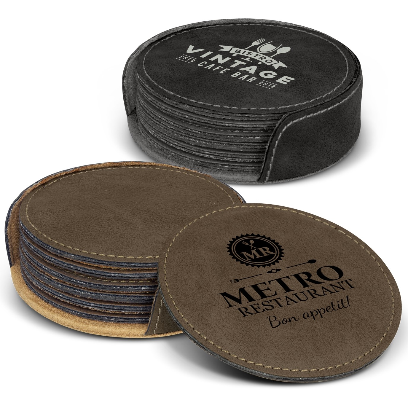 Sirocco Coaster Set of 6