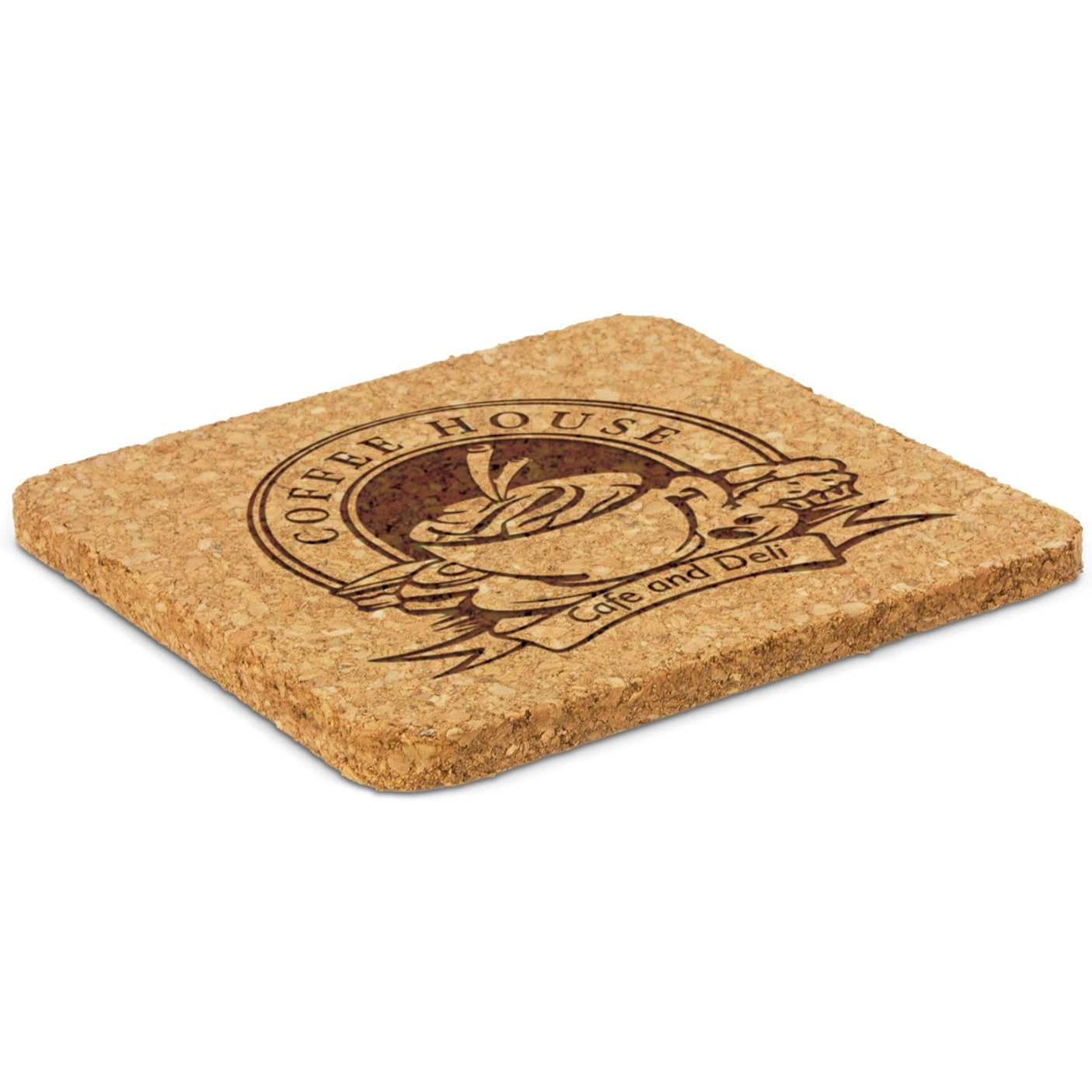 Oakridge Cork Coaster