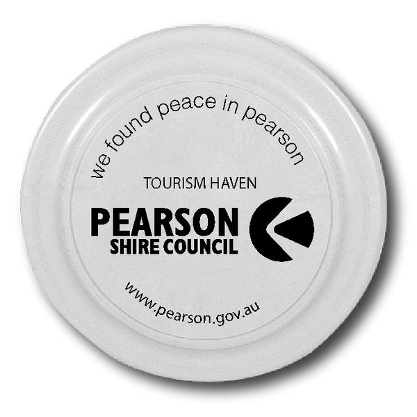 Council Promo Frisbee