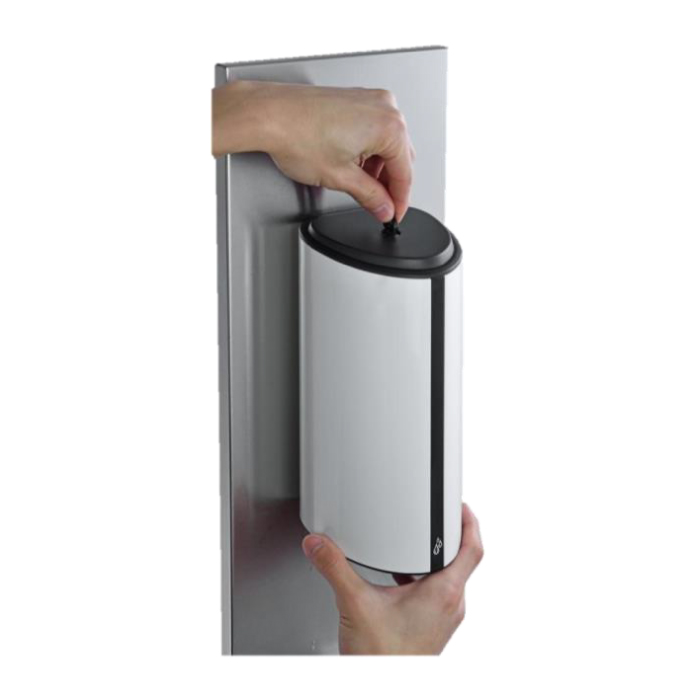 AUTOMATIC HAND SANITISER DISPENSER with infrared sensor - No contact!